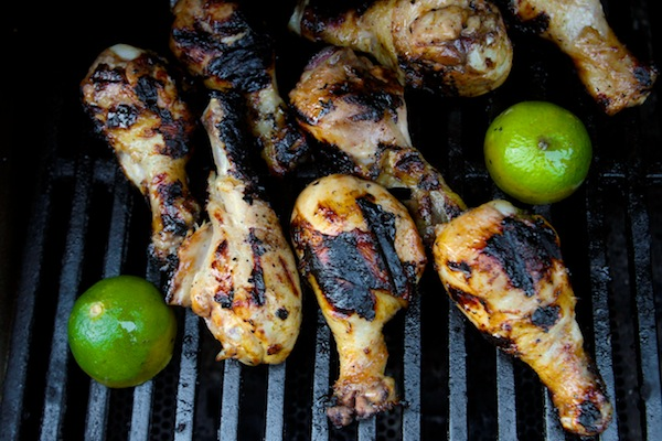 Honey Lime Drumsticks // shutterbean