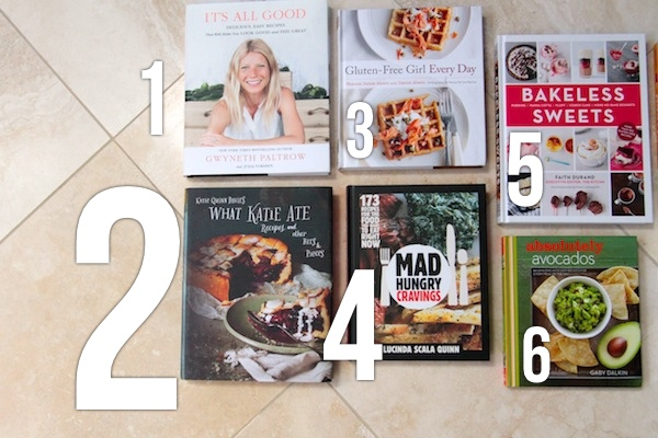 Latest Cookbook Additions // shutterbean