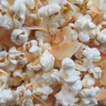 Toasted Coconut Popcorn // shutterbean