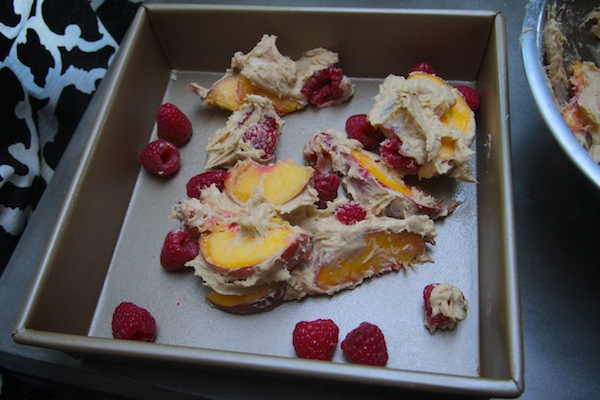 Raspberry Peach Buckle // shutterbean