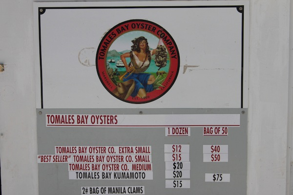 Out & About: Tomales Bay Oyster Company // shutterbean