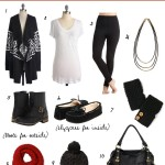 Outfitting: Let's Get Cozy  // shutterbean
