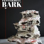 Cookies & Cream Peppermint Bark // shutterbean