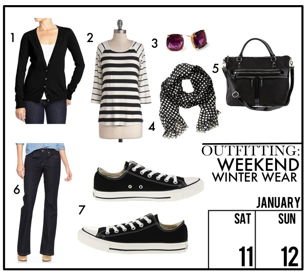 Outfitting: Winter Weekend Wear