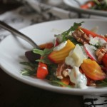 Warm Winter Vegetable Salad // shutterbean