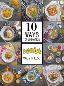 10 Ways to Enhance Annie's Mac & Cheese // shutterbean