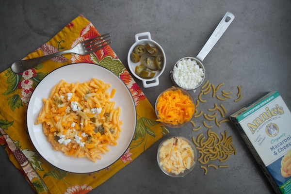 Jalapeno Pepperjack Mac & Cheese // shutterbean