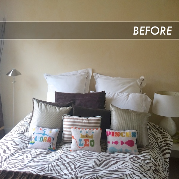 The Guest Bedroom Before // shutterbean