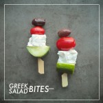 Greek Salad Bites // shutterbean
