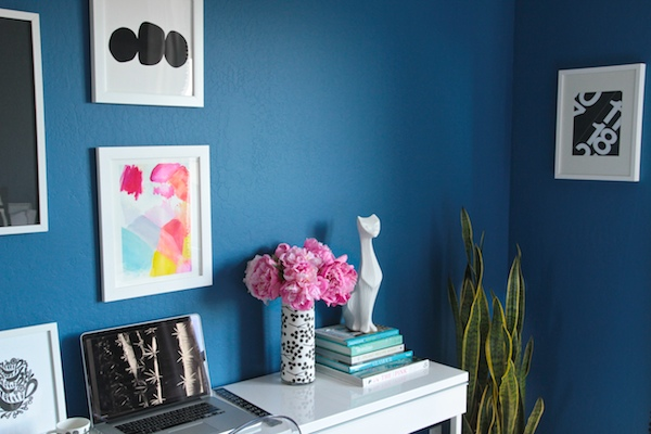 Guest Bedroom Makeover // shutterbean