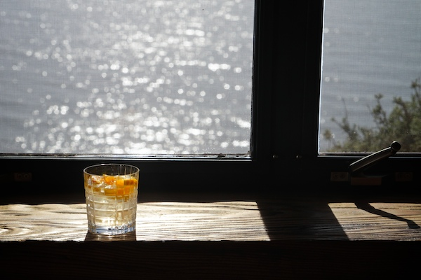 Let the Sunshine In Cocktail // shutterbean