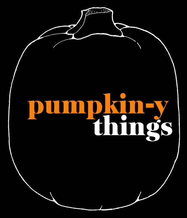 Shutterbean PUMPKIN Recipes!