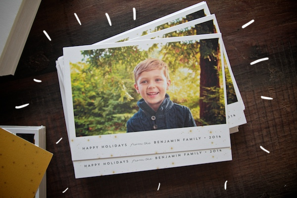 Holiday Cards with Minted + GIVEAWAY!!