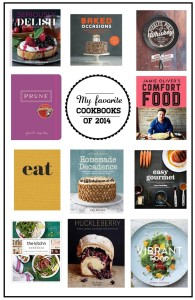 Favorite Cookbooks of 2014 // shutterbean