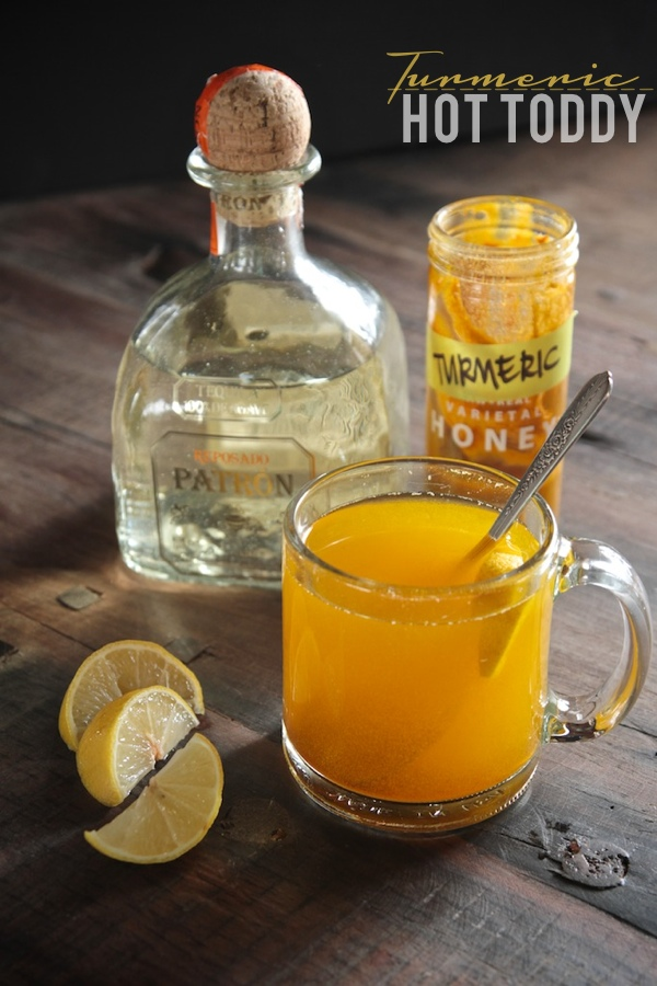 Turmeric Hot Toddy