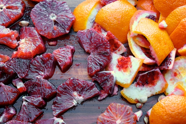 Blood Orange & Avocado Salad  || shutterbean