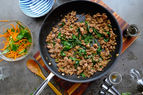 Thai Beef with Basil  || shutterbean
