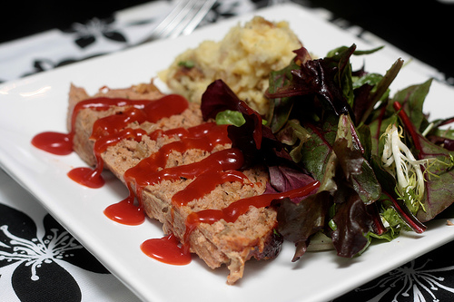 Ina Garten's Turkey Meatloaf