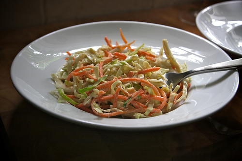 "Asian ""Cool Slaw"""