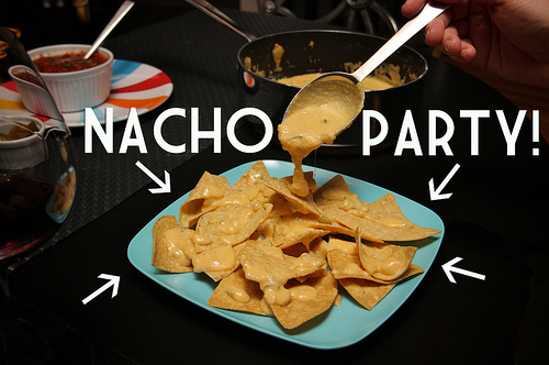 #5. Have a Nacho Party!