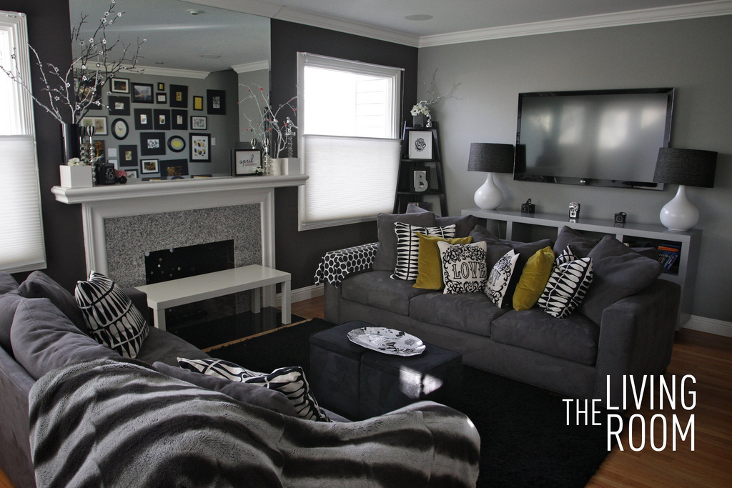House Tour: The Living Room