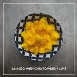 Mango with Chili Powder + Lime // shutterbean