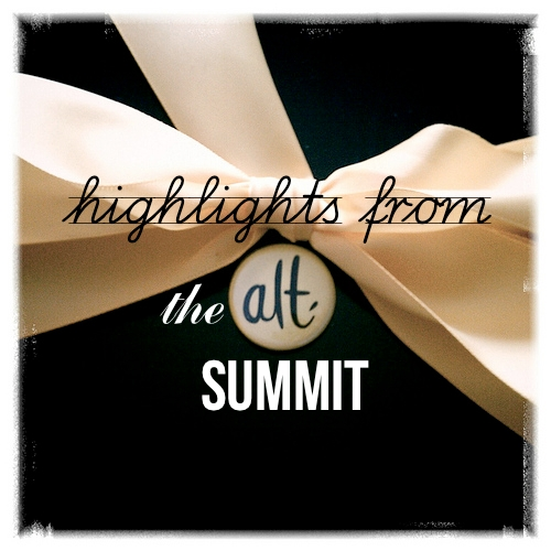Highlights from the Alt Summit: