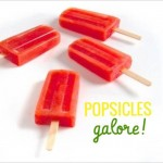 Popsicles GALORE! // shutterbean
