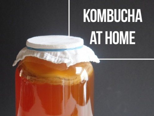 Ever wonder what's involved in making your own kombucha? Check out the tutorial on Shutterbean.com !