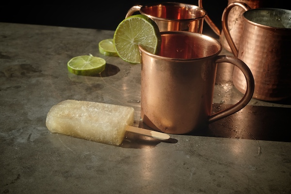 how to make moscow mule without ginger beer