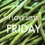 I love lists Friday! // shutterbean