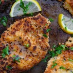 Ina Garten's Chicken Piccata recipe is on Shutterbean.com!  A perfect weeknight meal.
