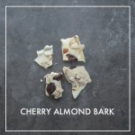 Make a simple Cherry Almond Bark with leftover white chocolate  // shutterbean