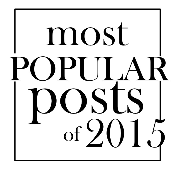 Most Popular Posts of 2015 on Shutterbean.com!