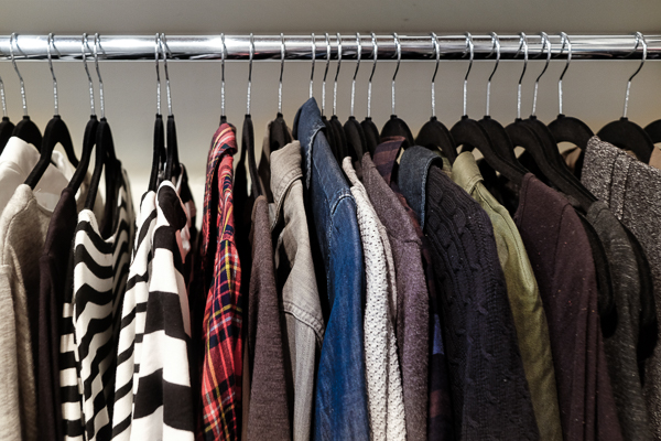 Around the House- Closet Organization- Before & After Photos on Shutterbean.com