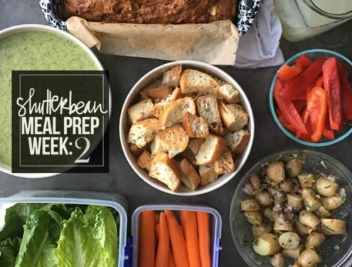 See what the whole week looked like with Shutterbean Meal Prep - Week 2 on Shutterbean.com!