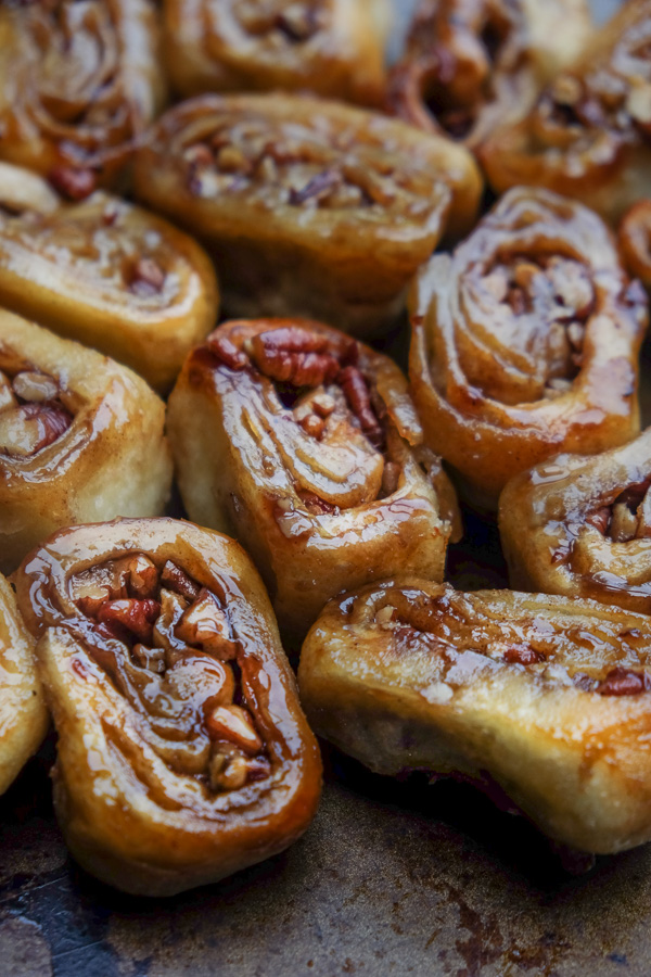 ... bourbon glaze sticky buns brown sugar and pecan sticky buns recipe