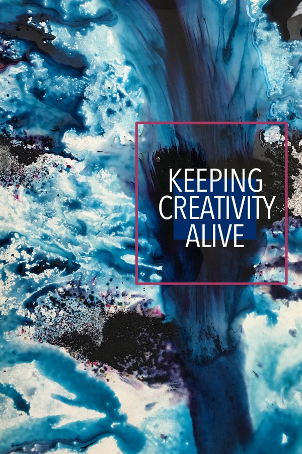 Feeling like you could use a little more balance? Make time for creativity! Read more about Keeping Creativity Alive on Shutterbean!