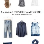 Summer Capsule Wardrobe on Shutterbean.com!