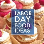 A roundup of delicious Labor Day Food Ideas - check it out on Shutterbean.com!