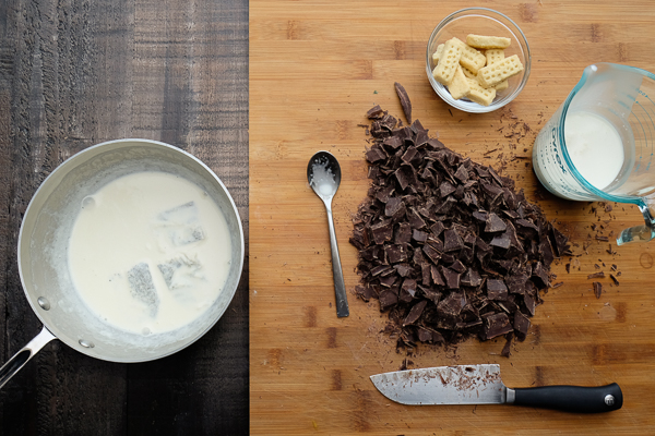 Win people's hearts with Chocolate Earl Grey Tea Truffles. Find the recipe on Shutterbean.com!