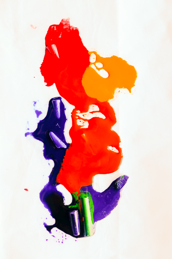 Looking for a fun creative project? Try making your own Melted Crayon Art! It's so much fun. See more on Shutterbean.com