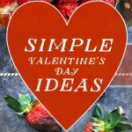 Simple Valentine's Day Ideas on Shutterbean.com!