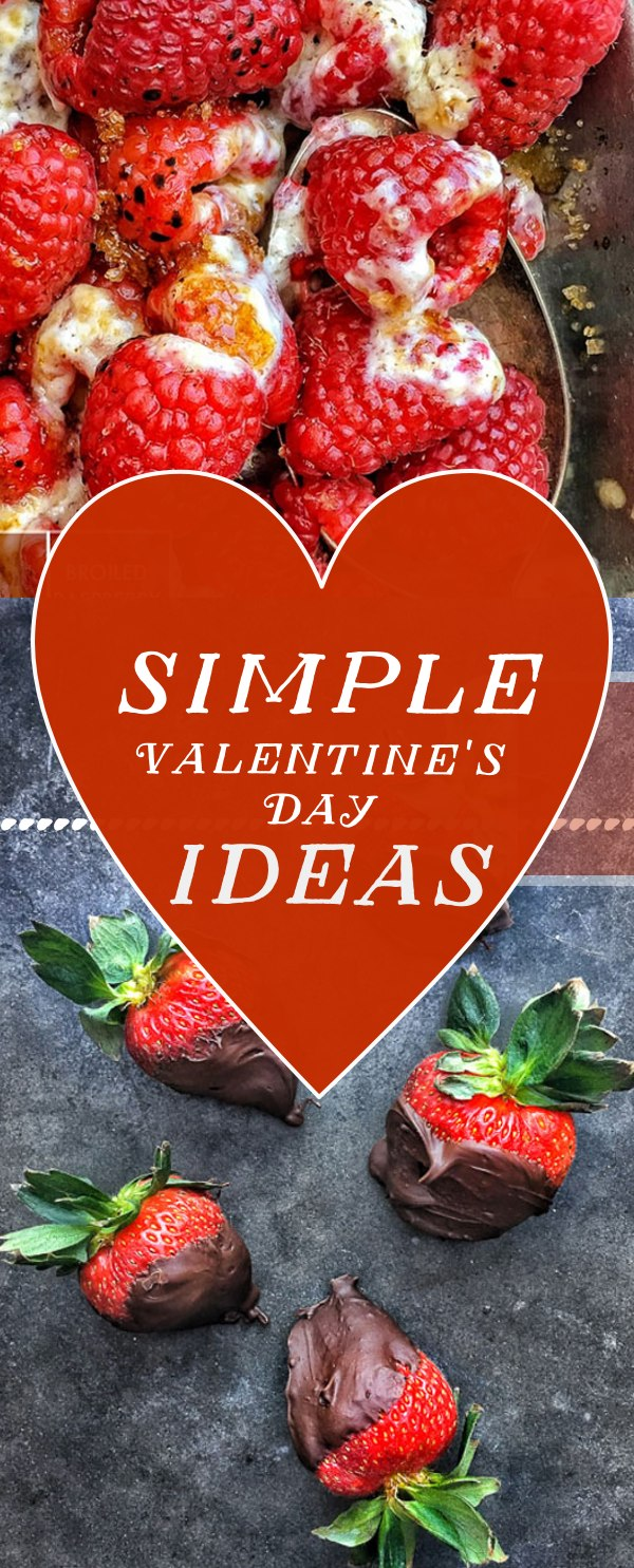 Simple Valentine's Day Ideas