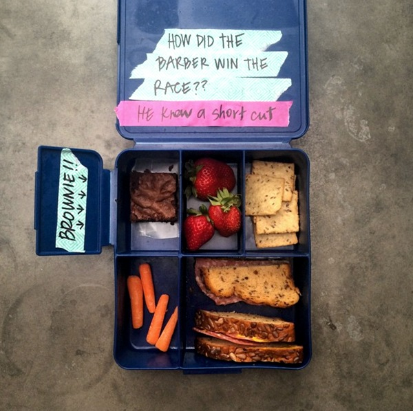 Shutterbean School Lunch Ideas