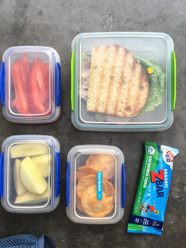 Tracy from Shutterbean shares some of her School Lunch Ideas!