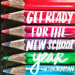Get Ready for the New School Year with some tips from Tracy Benjamin of Shutterbean.com!