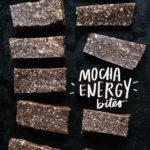 Put your food processor to work and make some Mocha Energy Bites! A perfect afternoon treat. Find the recipe on Shutterbean.com!
