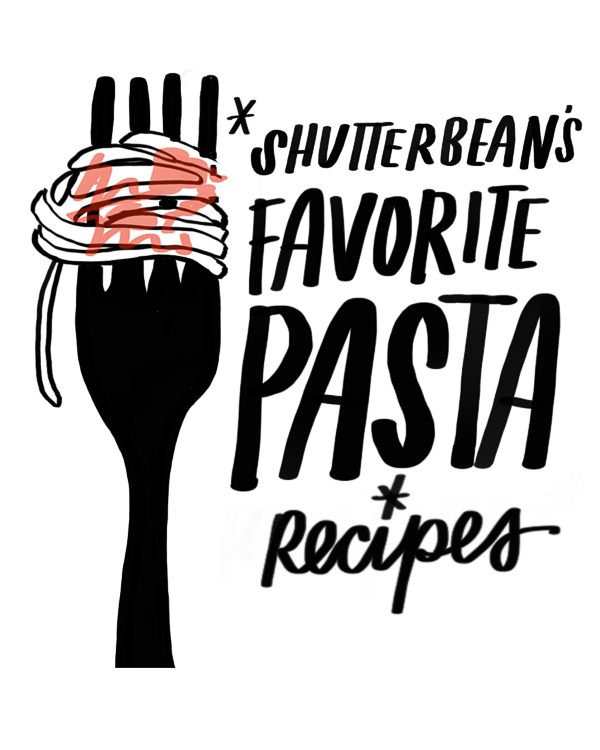 Favorite Pasta Recipes from Shutterbean.com!