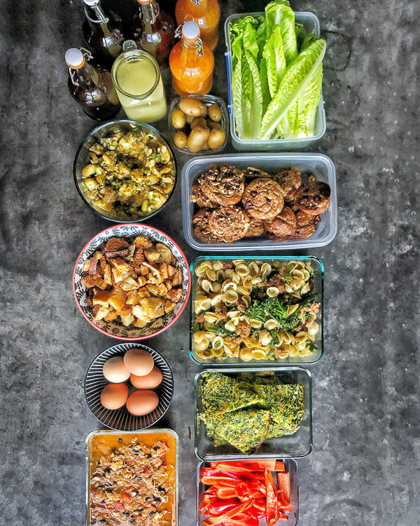 Shutterbean Meal Prep on Shutterbean.com by Tracy Benjamin
